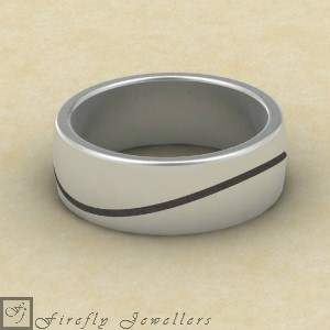 F15M wedding ring for him