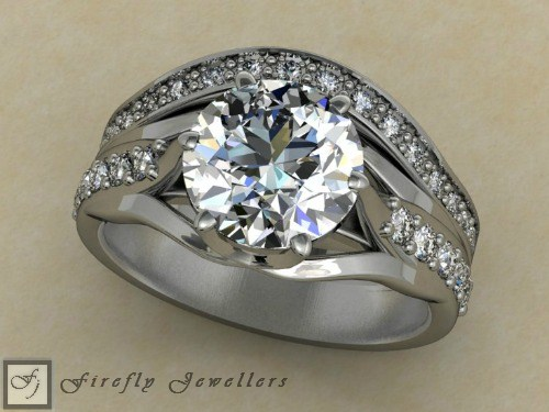 Classic Engagement Rings Firefly Jewellers